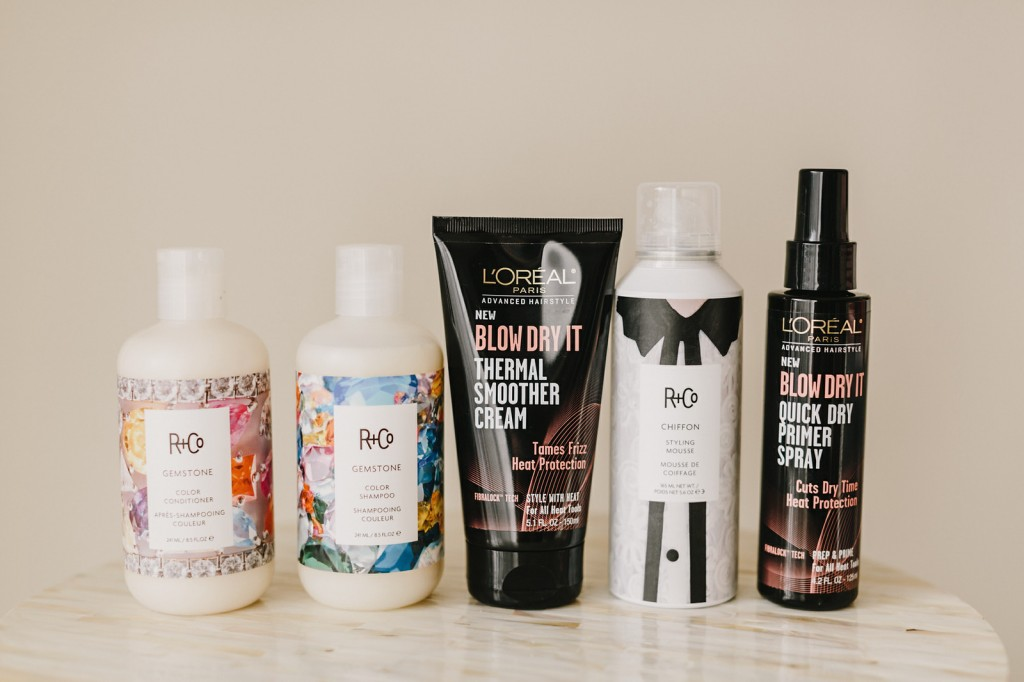 Wash and Blow Dry Essentials - Politics of Pretty