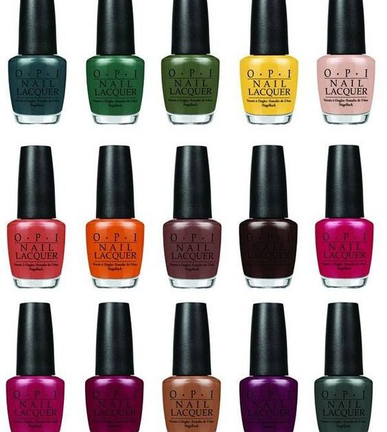 OPI Washington DC Nail Lacquer - Politics of Pretty