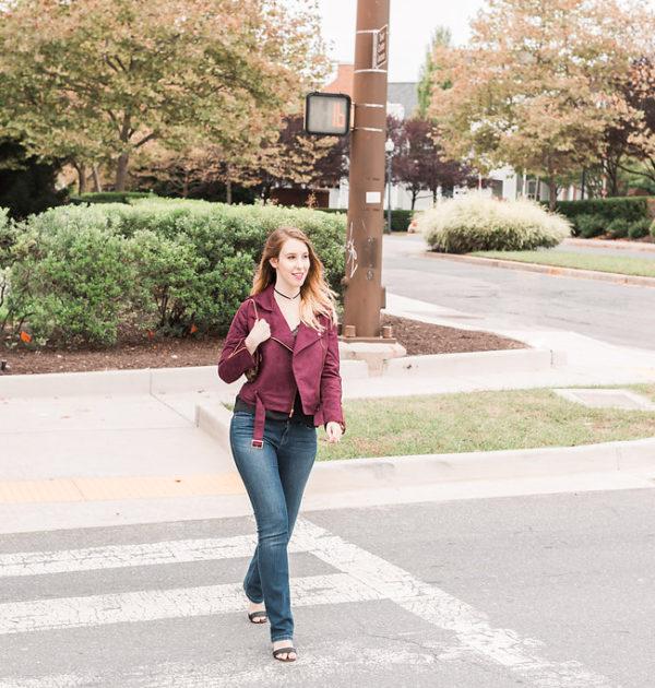 Kara Manos DC Beauty Blogger | Andrea Rodway Photography