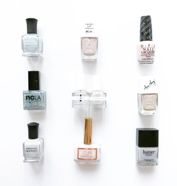 Nail Polish Neutrals - Politics of Pretty