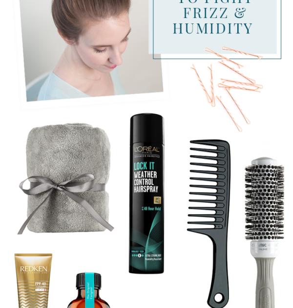 7 Ways to Help Manage Frizzy Hair - Politics of Pretty