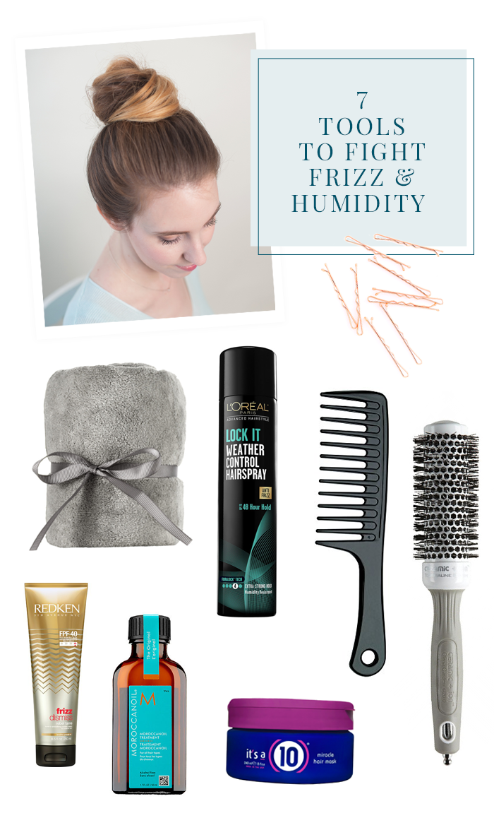 How to manage frizzy hair in humid weather - Politics of Pretty