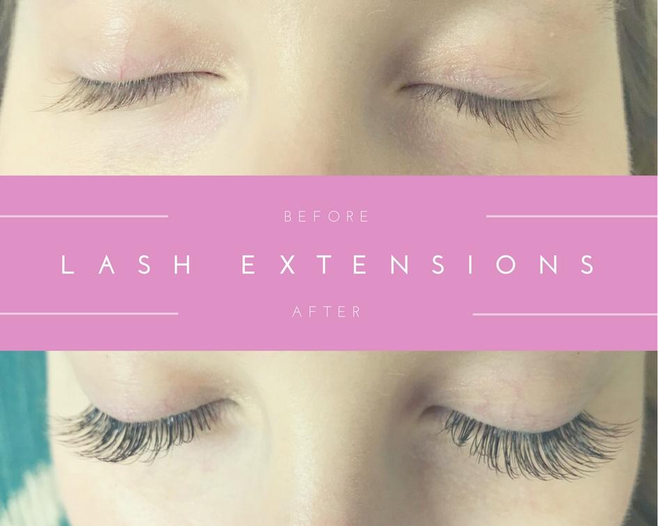 That Time I Got Eyelash Extensions - Politics of Pretty