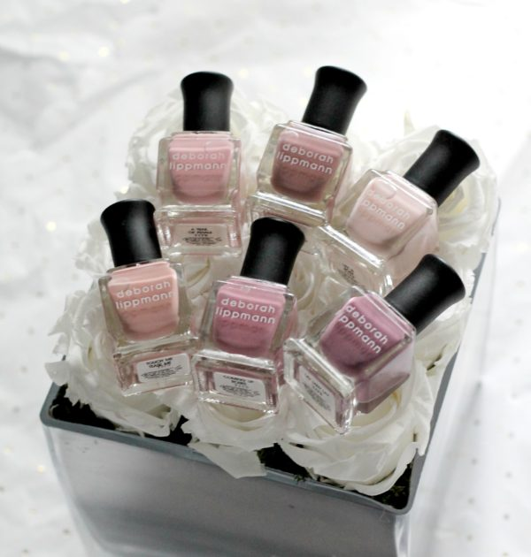 Deborah Lippmann Bed of Roses Nail Polish Set Beauty Bridge
