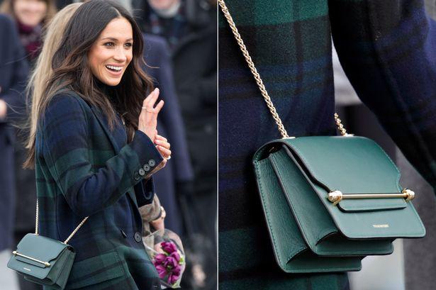 Bag Crush: Strathberry Meghan Markle Style Politics of Pretty