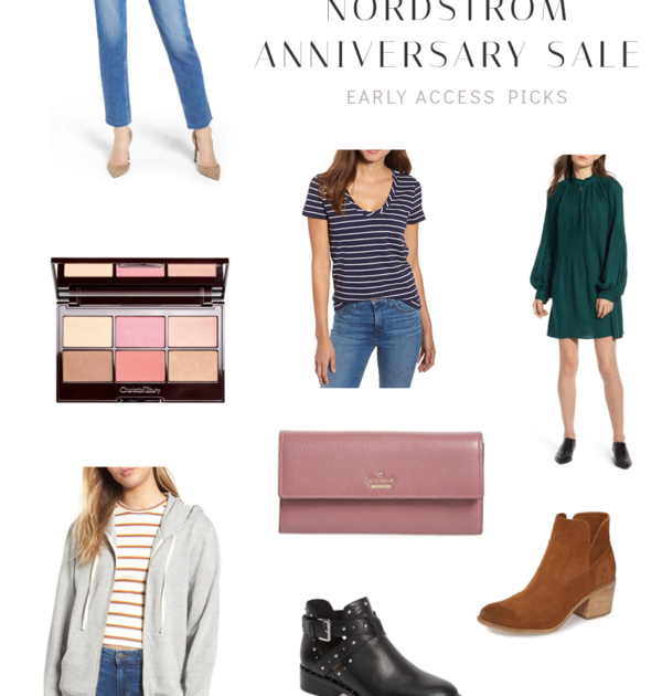 Nordstrom Anniversary Sale Early Access Picks