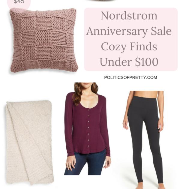 Nordstrom Anniversary Sale cozy finds under $100, loungewear and sleepwear under $100, nordstrom anniversary sale picks