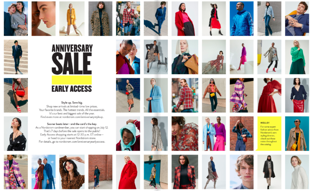 How I'm Prepping for the Nordstrom Anniversary Sale that starts July 12 via Politics of Pretty