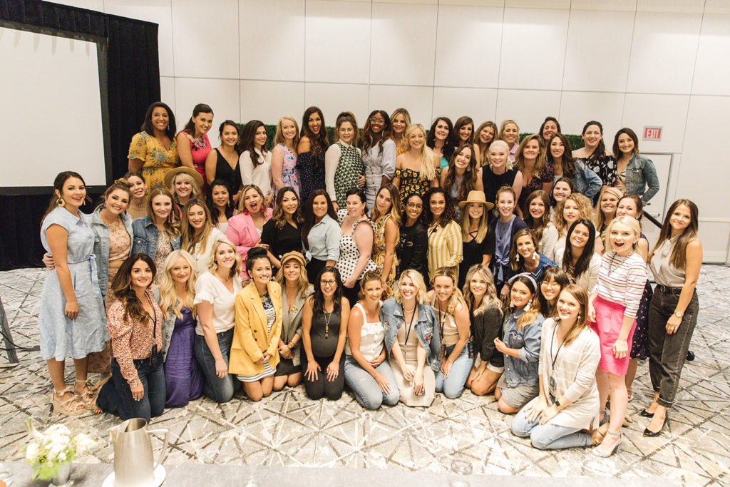 The Blog Societies Conference 2018, TBSCon, Blogger Conference Group Photo