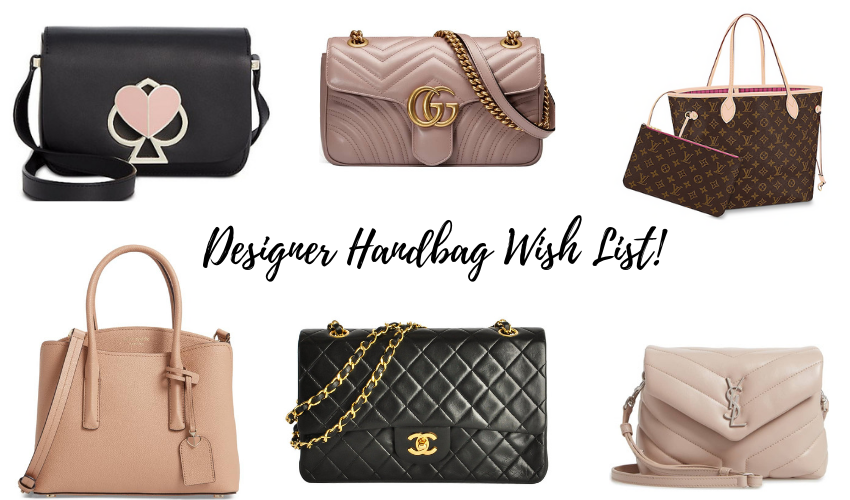 2019 designer handbag wish list