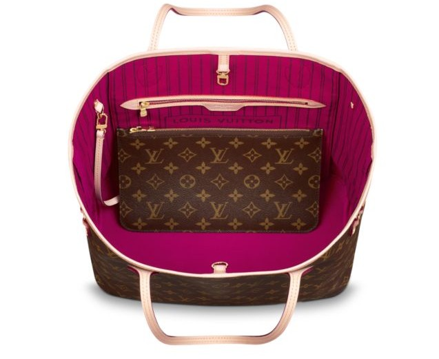 Designer handbag wish list featuring this Louis Vuitton Neverfull
