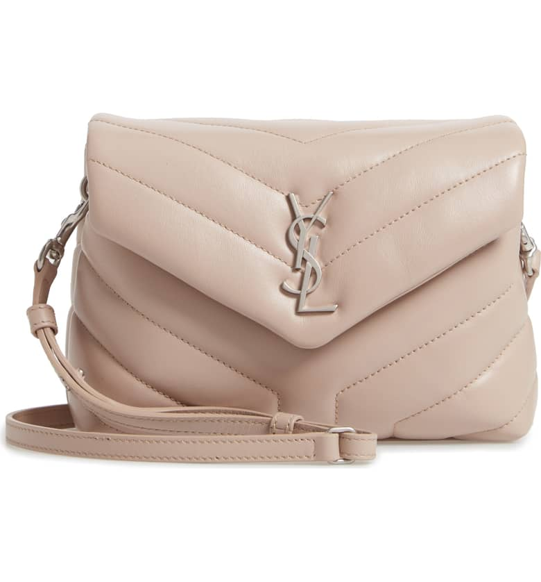 Designer handbag wish list: YSL Toy Loulou Crossbody bag