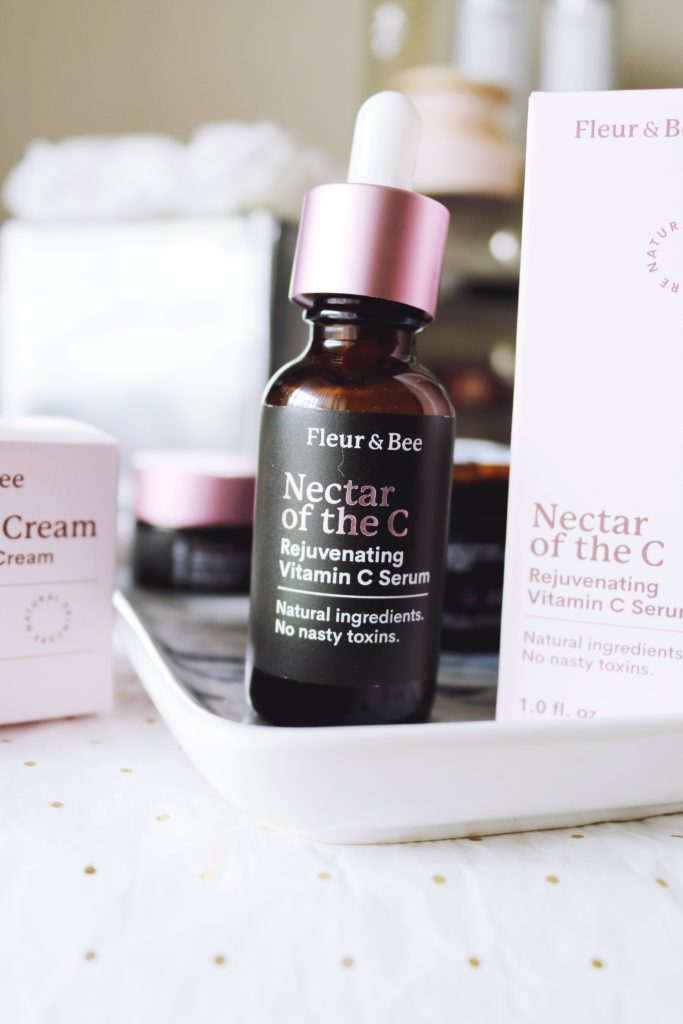 Fleur & Bee Natural Skincare Review Nectar of the C
