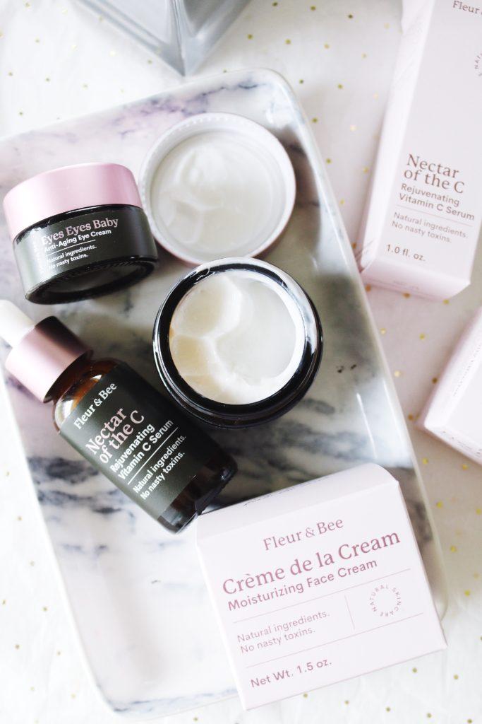 Fleur & Bee Natural Skincare Review via Politics of Pretty