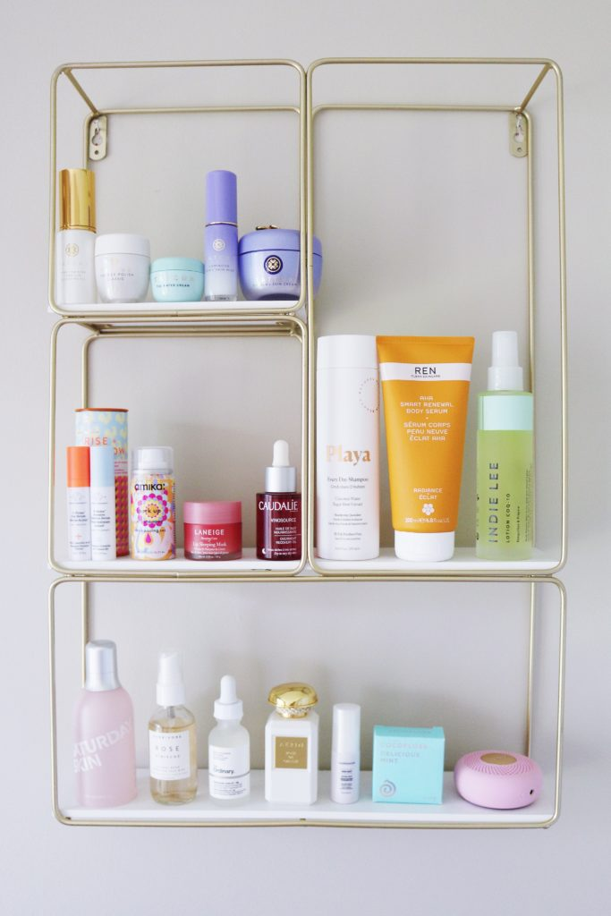 Skincare shelfie: Beauty Haul from Sephora
