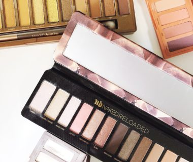 Top 6 Best Urban Decay Naked Palettes reviewed by top MD beauty blogger, The Beauty Minimalist