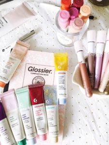 Ranking My Favorite Glossier Makeup Shades via Politics of Pretty