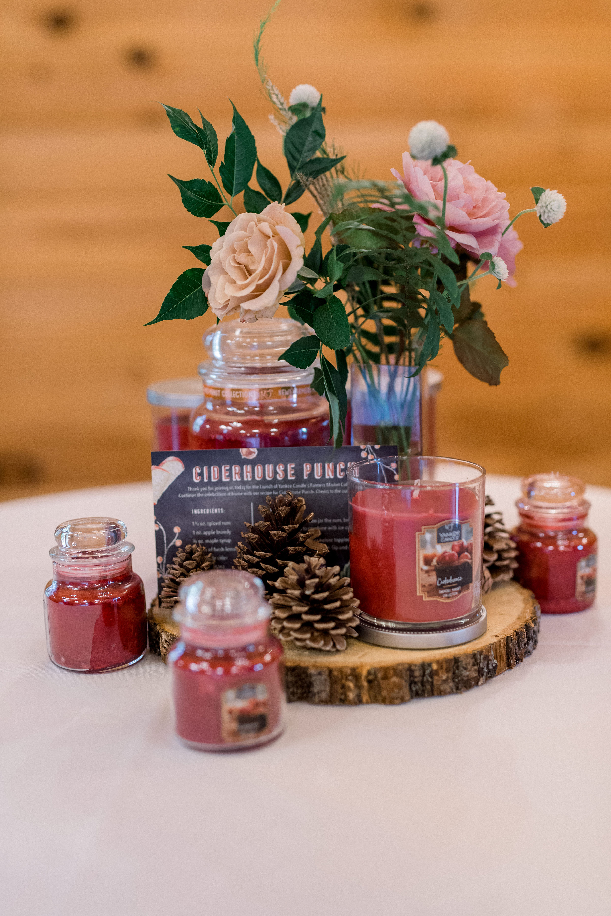 Dinner with Yankee Candle at The 2019 Blog Societies Conference. A recap on Politics of Pretty