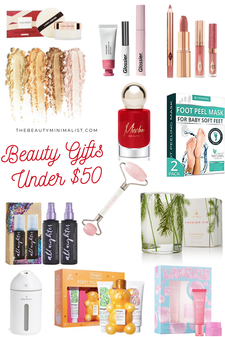 Beauty Gift Ideas Under $50