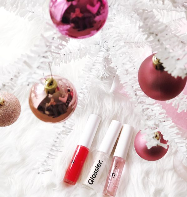 Sharing my favorite Glossier Gift Ideas via Politics of Pretty