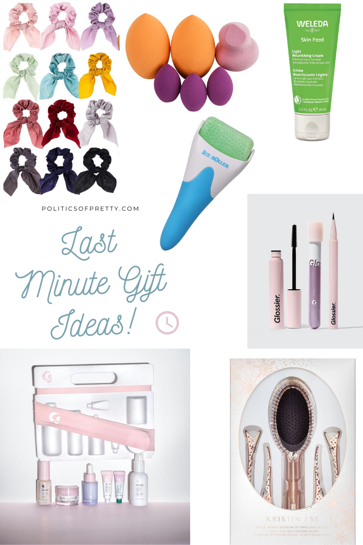Last Minute Beauty Gift Ideas: Get Your Gifts In Time For Christmas!