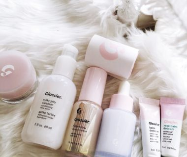 What's in the Glossier Skincare Edit & Giveaway!
