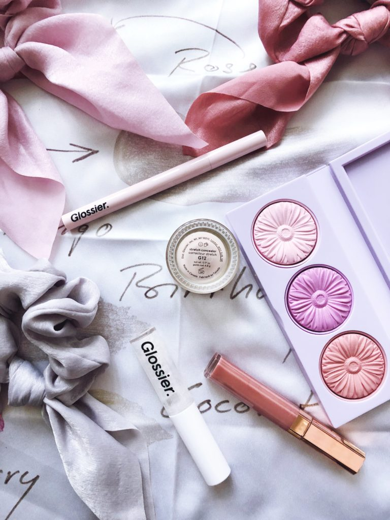 Sharing my favorite winter makeup products from Clinique, Glossier and Charlotte Tilbury via Politics of Pretty