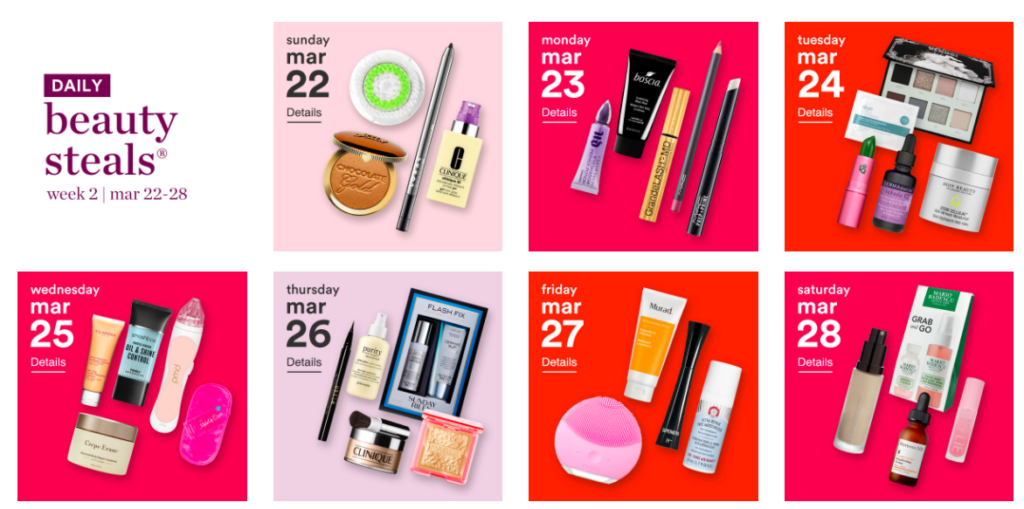 Ulta 21 Days of Beauty Sale Picks