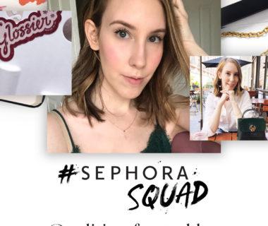 Sephora Squad Application