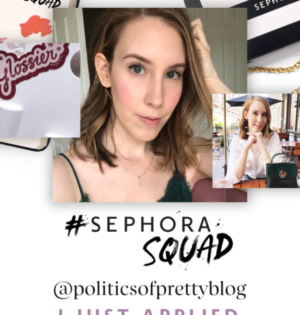 Sephora Squad Application