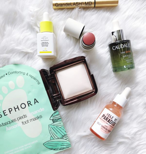 Sephora Sale Haul and First Impressions