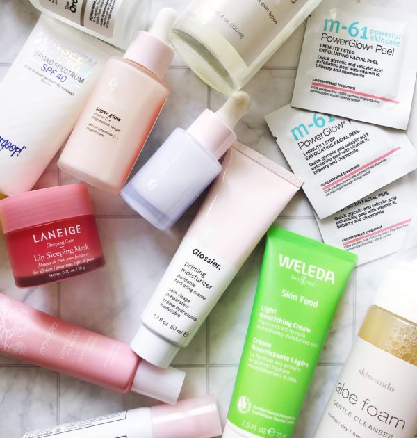Skincare in my 30s: My Morning & Night Routine