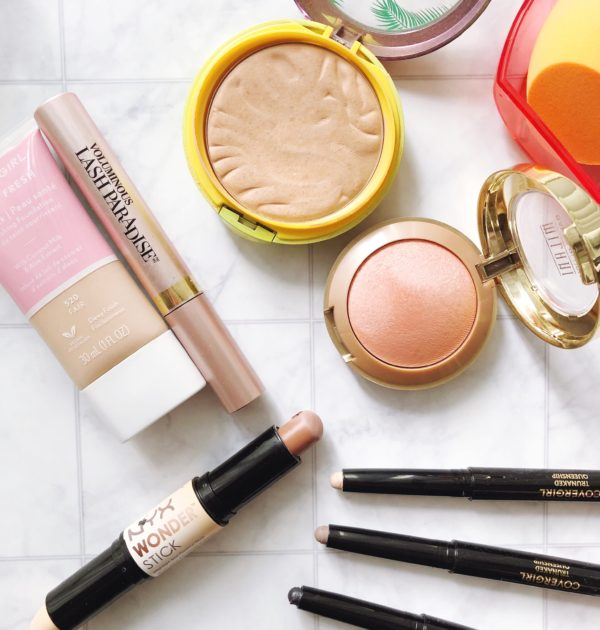 7 Drugstore Makeup Products I Love