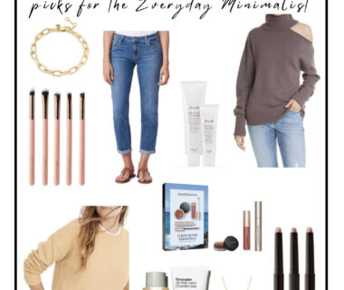 2021 Nordstrom Anniversary Sale Picks for the everyday minimalist