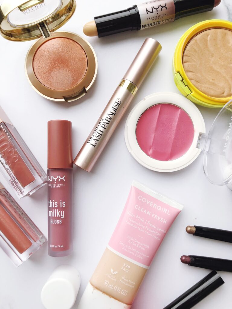 Top 10 Best Drugstore Makeup Products