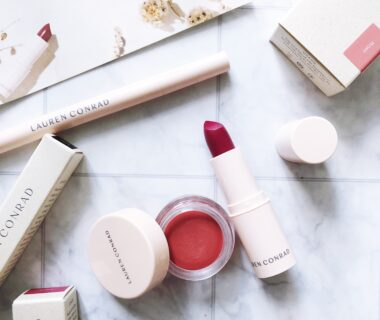 Lauren Conrad Beauty Review | Eco-friendly, vegan makeup