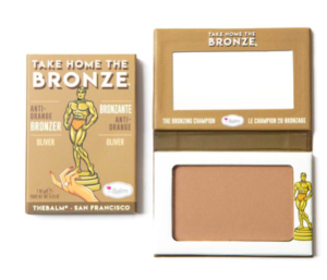 October beauty favorites featuring theBalm Bronzer