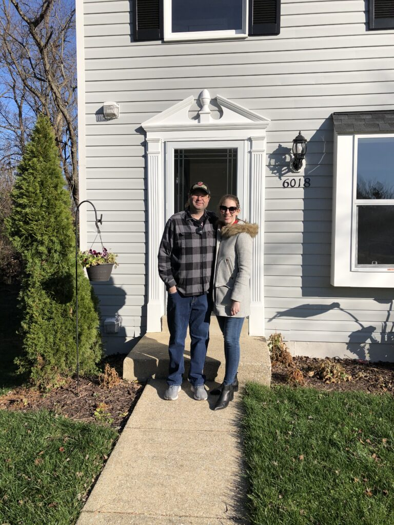 First time homebuyers!