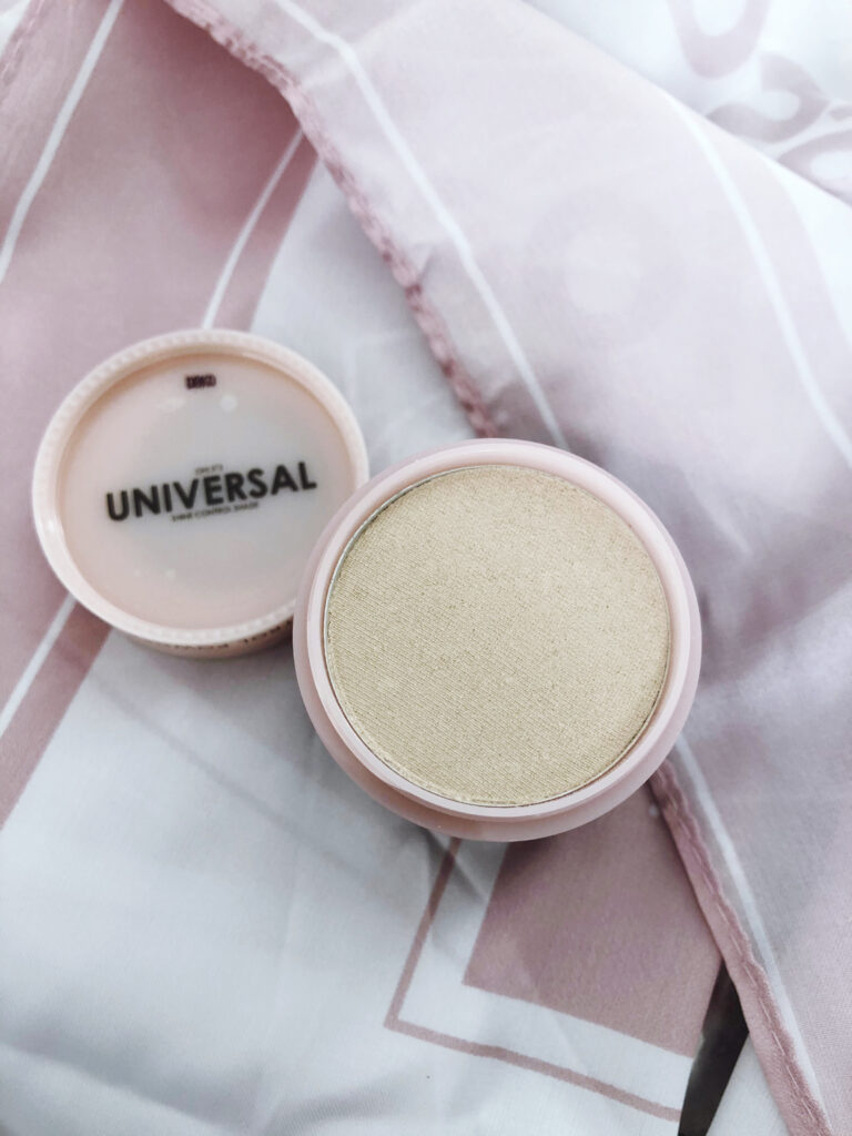 Champagne Mineral Highlighter