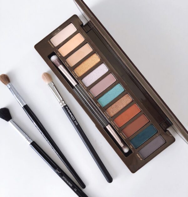 Urban Decay Naked Wild West Palette Review