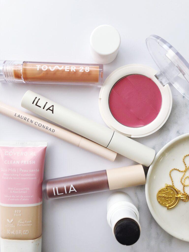7 Clean makeup favorites