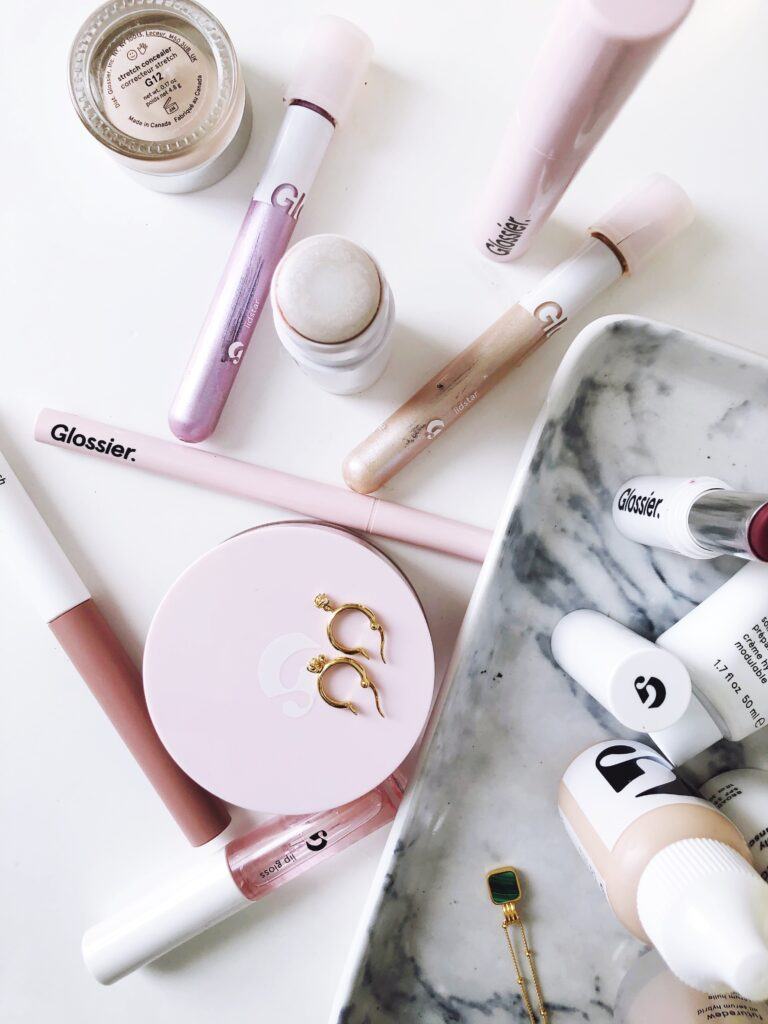 The best spring makeup from Glossier