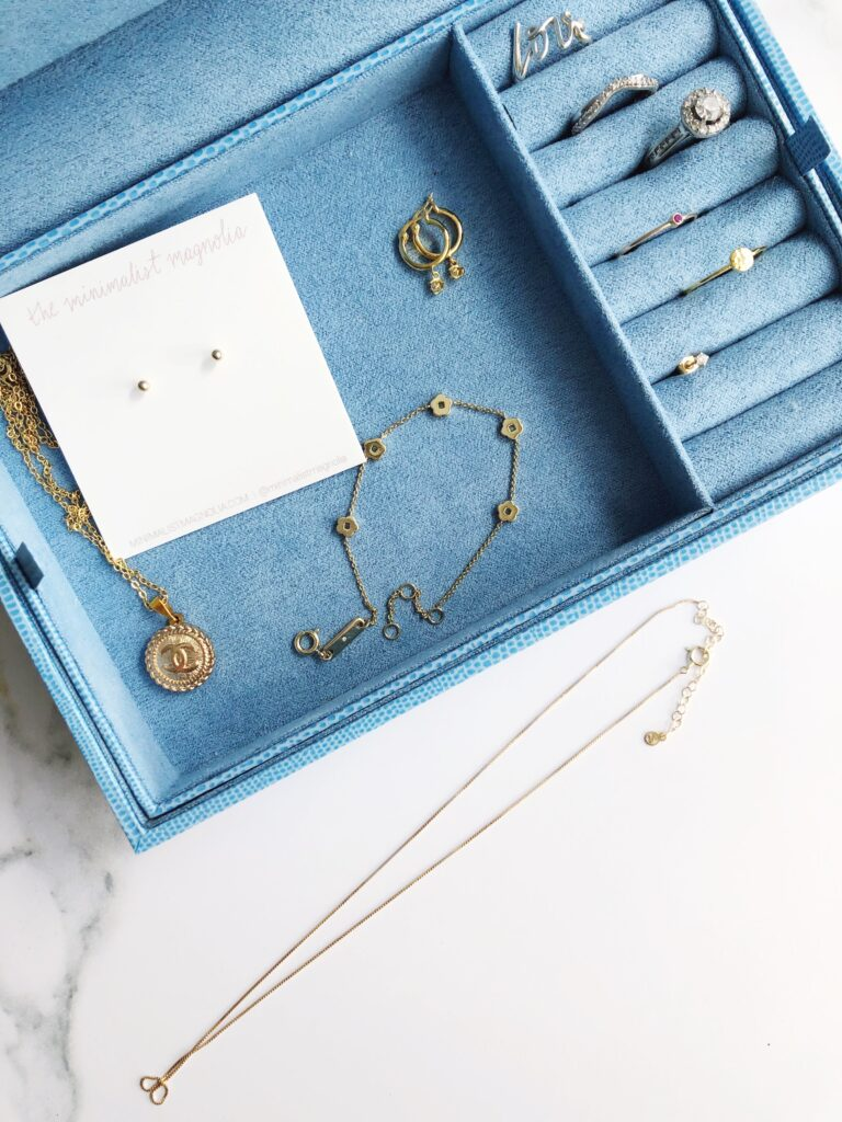 My favorite everyday jewelry collection