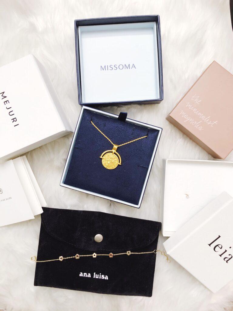 The best minimalist jewelry brands to shop