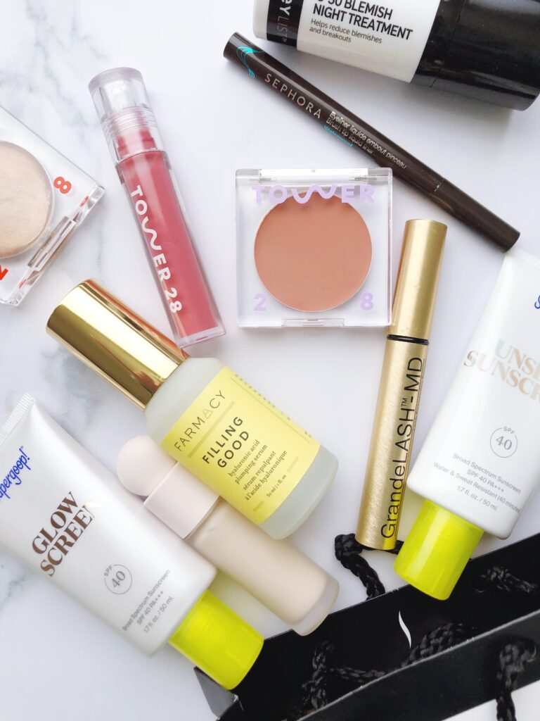 Sephora Spring Sale Makeup and Skincare Haul