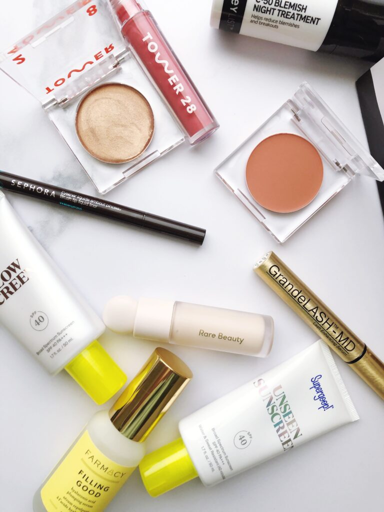 Everything I hauled from the Sephora Spring Insider Event