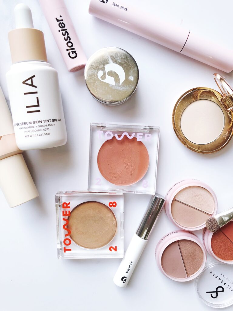Sharing my easy summer makeup routine