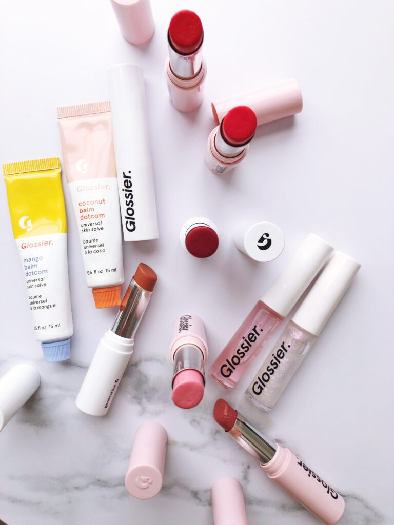 The best Glossier lip products