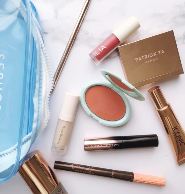 Sephora Fresh Face Makeup Set review and beauty look via The Beauty Minimalist