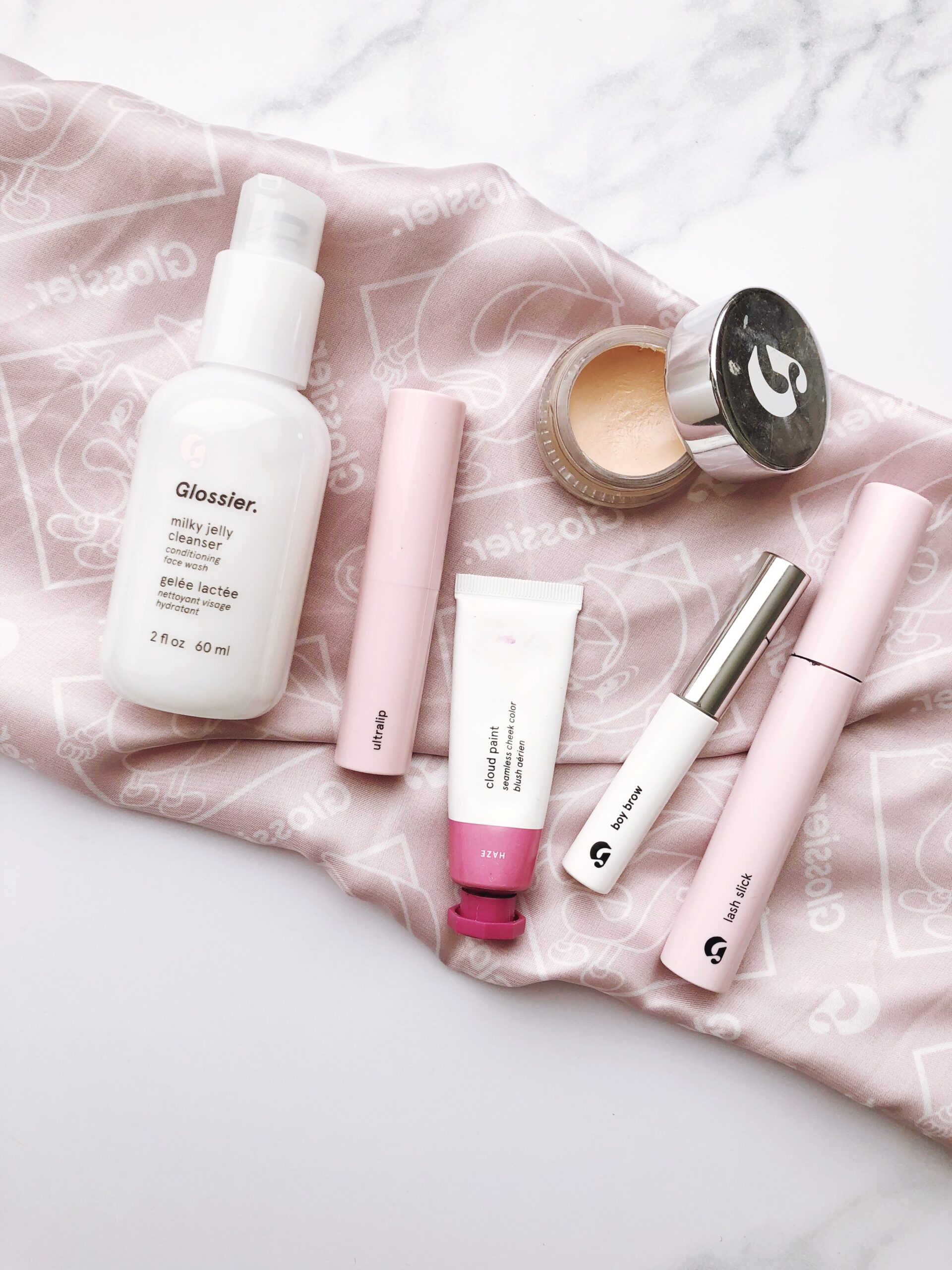 The best Glossier makeup for first time buyers
